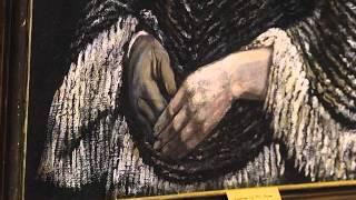 «На лабутены» и в художественный музей