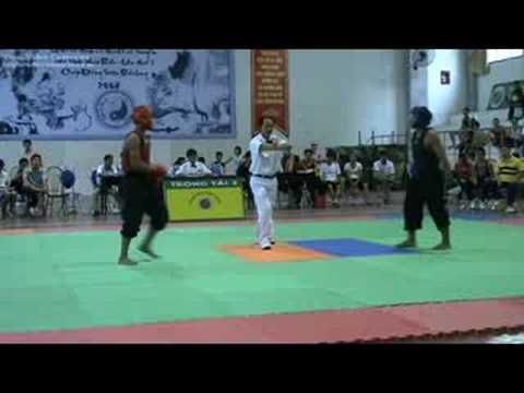 72kg Vo co truyen Vietnam-Vietnam traditional martial arts 1