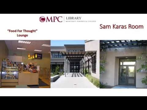 MPC  Library Tour (3:05)