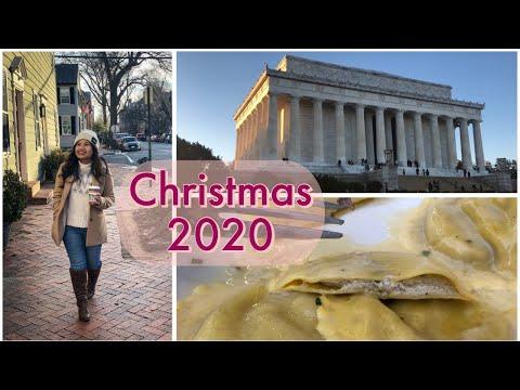 CHRISTMAS IN MARYLAND! GEORGETOWN, BALTIMORE & ALEXANDRIA