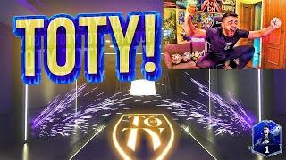 ME HA SALIDO MI PRIMER TOTY !!!!! (EL MEJOR DE TODOS)