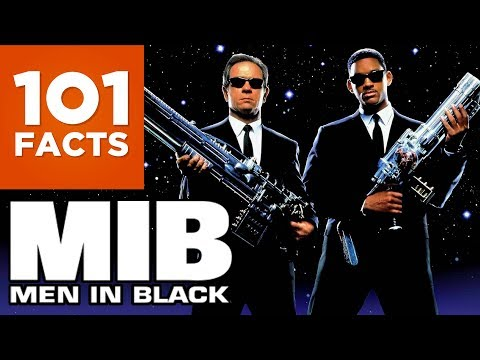 101 Facts About Men In Black