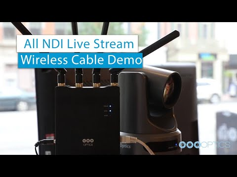 All NDI Live Stream [Behind The Scenes]