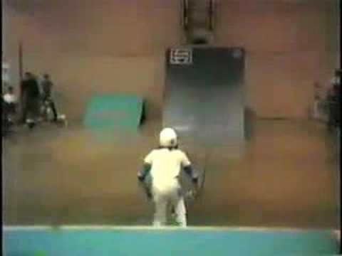 Kurt Schmidt Ramp Run MFS '87 (KRT)