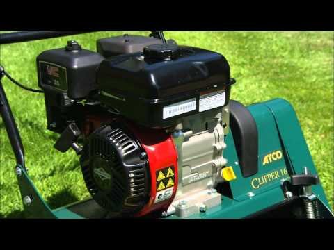 Atco Cylinder Lawnmowers