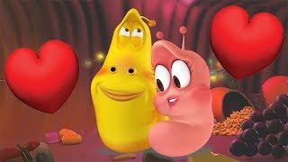 LARVA - A LARVA LOVE STORY   Cartoons For Children   Larva Cartoon   LARVA Official