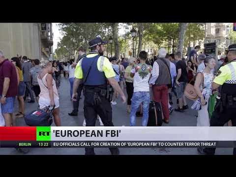 EU Parliament chief eyes 'European FBI' to tackle terrorism