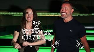 The Physics of Snooker with Stephen Hendry and Liv Boeree!