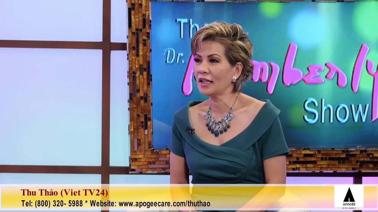 Apogée Direct Sales: Thu Thảo (Viet TV24) Da Nám-Pigmentation