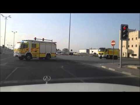 Civil Defence Qatar - 2014