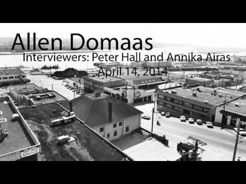 Allen Domaas Part Two