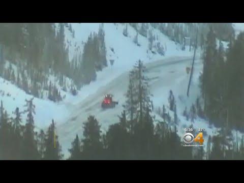 Loveland Pass Reopens After Snowslide