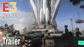 Battlefield 2042 - Gameplay Trailer E3 2021 [HD 1080P]