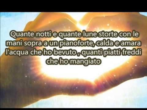 Gigi D'alessio - Notti Di Lune Storte | TESTO