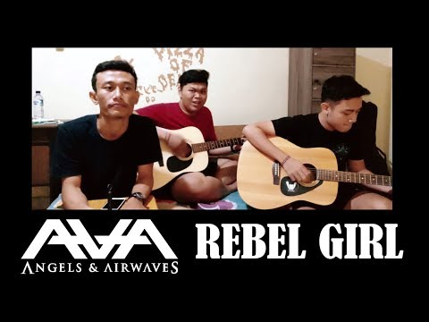 Angels And Airwaves - Rebel Girl ( Cover Acoustic ) Mp3