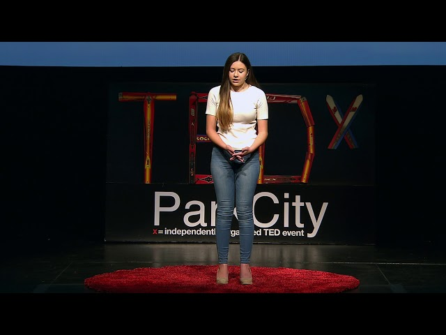 Bilingual and Bicultural Latina | Micaela Olivares | TEDxYouth@ParkCity
