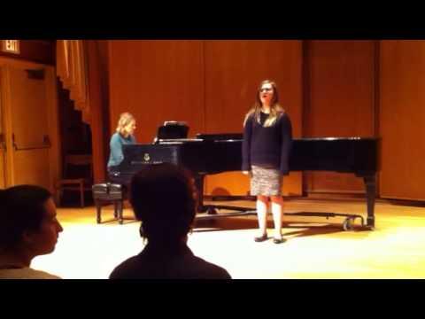 Chelsea singing opera