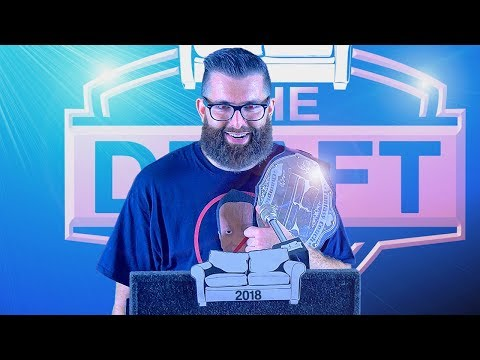 Fantasy Football Draft 2018 Couch League