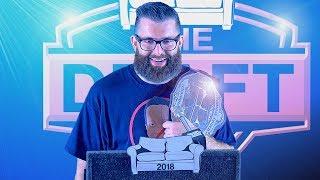 Fantasy Football Draft 2018 Couch League