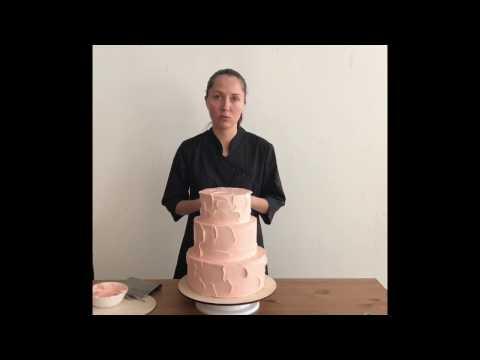 Сборка многоярусного торта | Сборка торта | Торты на заказ СПб @VeryBerryCake