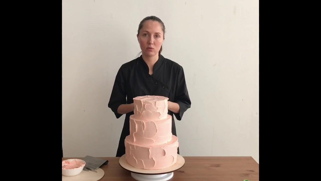 Сборка многоярусного торта | Сборка торта | Торты на заказ ...