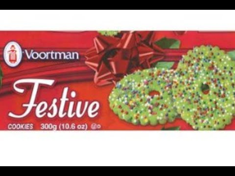 Snaqpaq Voortman Festive Cookies Qotd What Do You Want For Christmas