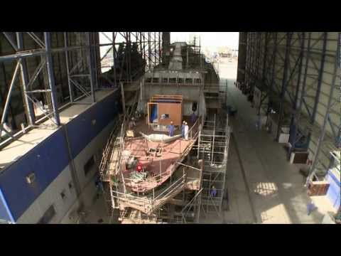Military Ship Builders & Shipyards - Abu Dhabi Ship Building