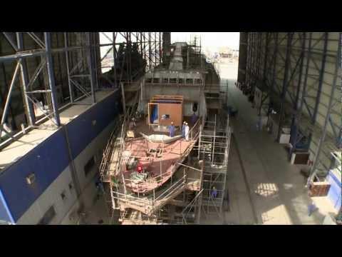 Military Ship Builders & Shipyards - Abu Dhabi Ship Building 2013 UAE United Arab Emirates