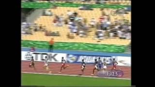 1999 World Championships, 800m final, Seville, Spain