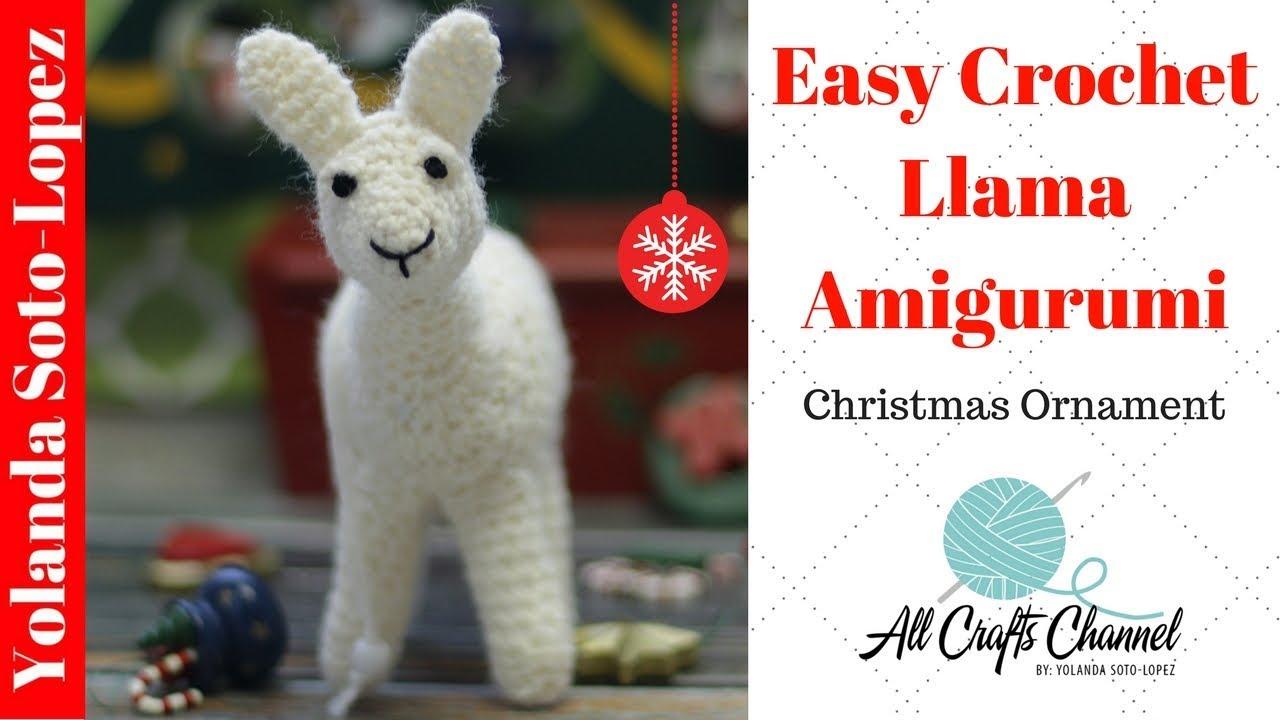Amigurumi Llama Soft Toy Crochet Pattern | Modèles de jouets au ... | 720x1280