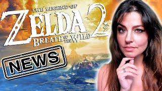 Zelda Breath of the Wild 2 : Ganon absent, Xanto, histoire... Nouvelles infos ?