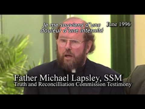L'histoire de Michael Lapsley (sous-titres français)