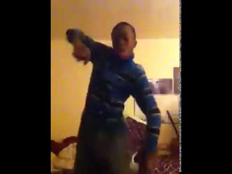 DLOW Shuffle Dance African Style