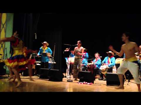 """El Mapale"" by Tambores de Colombia and Colombia Soul Dance Company"