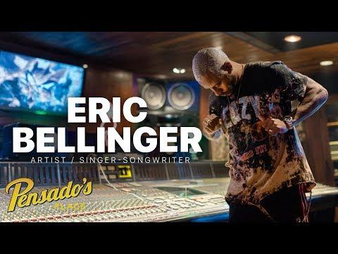 Artist / Singer-Songwriter, Eric Bellinger – Pensado's Place #382