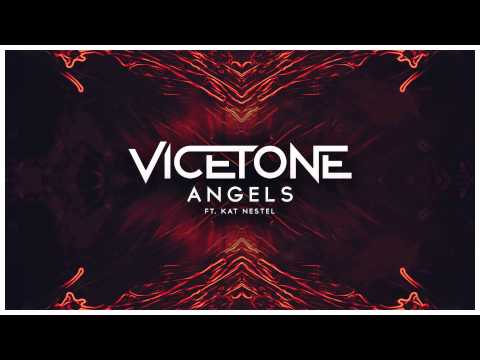 Vicetone feat. Kat Nestel - Angels (Extended Mix) [Cover Art]