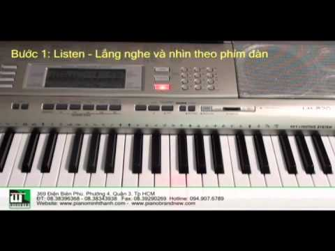 Organ Casio LK-270.avi