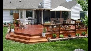 DECK Repair Lake County CA, Deck Refinishing, Staining & Cleaning