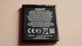 Экспресс обзор №28. Аккумулятор BL-5K для телефона Nokia (aliexpress)