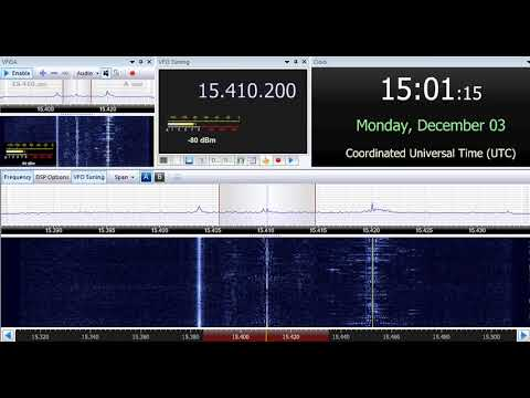 03 12 2018 Eye Radio in Juba Arabic to EaAf 1500 on 15410 Santa Maria di Galeria