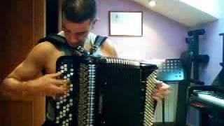 preludio n 6 johan sebastian bach  acordeon clasico