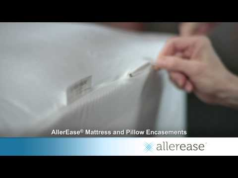 AllerEase Mattress and Pillow Protectors
