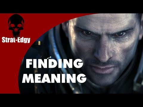 Searching For Meaning In Mass Effect 2