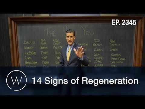14 Signs Of Regeneration
