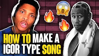 How to Write a Tyler the Creator Song