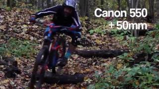 canon 550 в видео