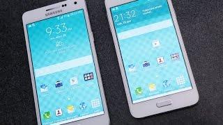 Hands On: Samsung Galaxy A3 y Samsung Galaxy A5