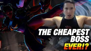 Shadow Lady: The CHEAPEST Boss Ever !?