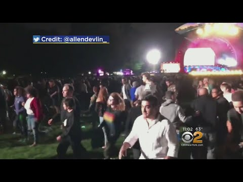 False Alarm Causes Chaos At Global Citizen Festival