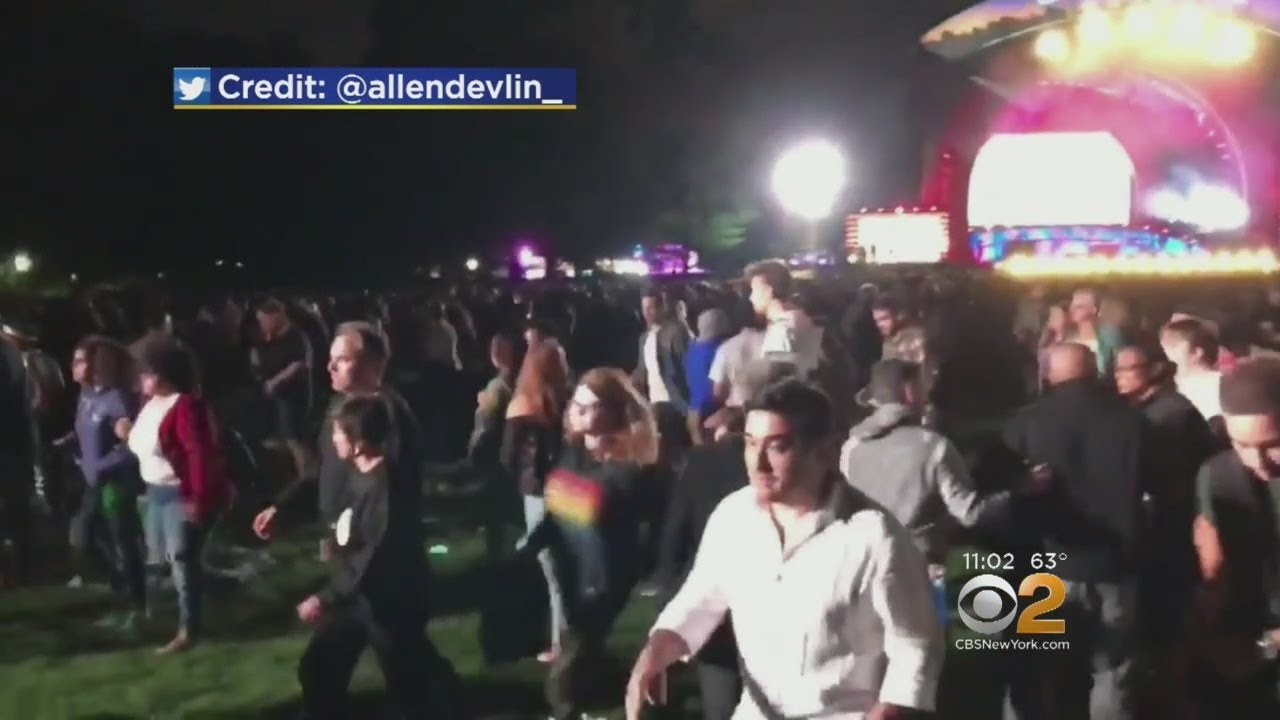 Thousands attend Global Citizen Festival in Central Park